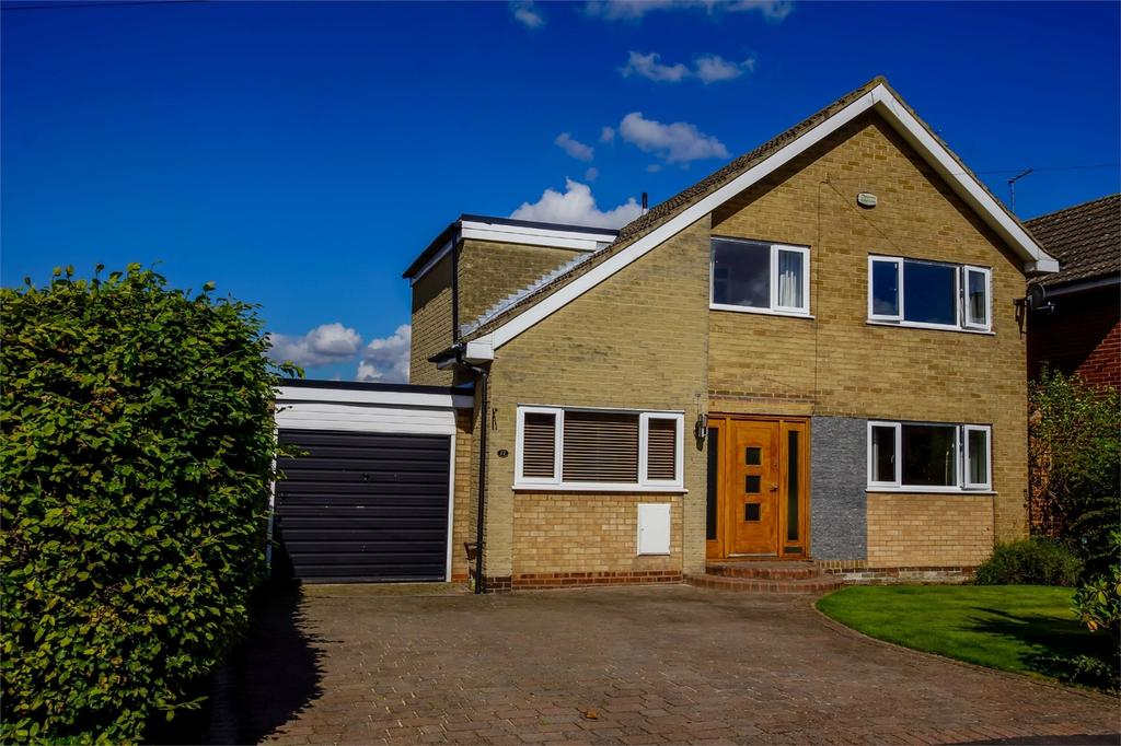4 Bedrooms Detached House for sale in Kingsmoor Road, Stockton on the Forest, YORK