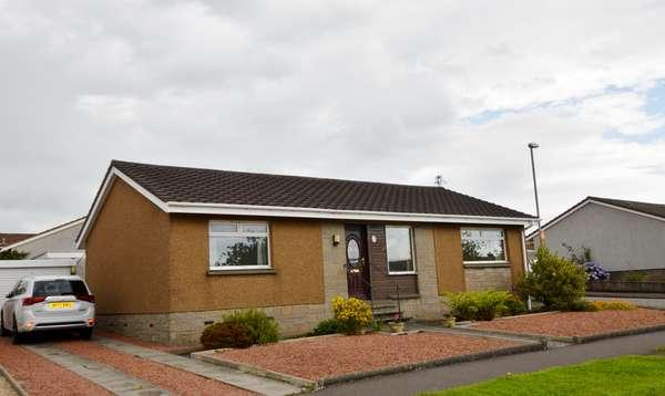2 Bedrooms Detached Bungalow for sale in 50 Montfode Drive, Ardrossan, KA22 7NL