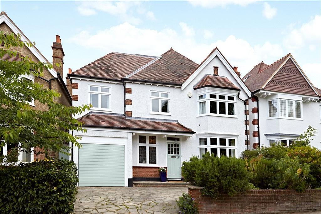 6 Bedrooms Detached House for sale in Court Lane, Dulwich Village, London, SE21