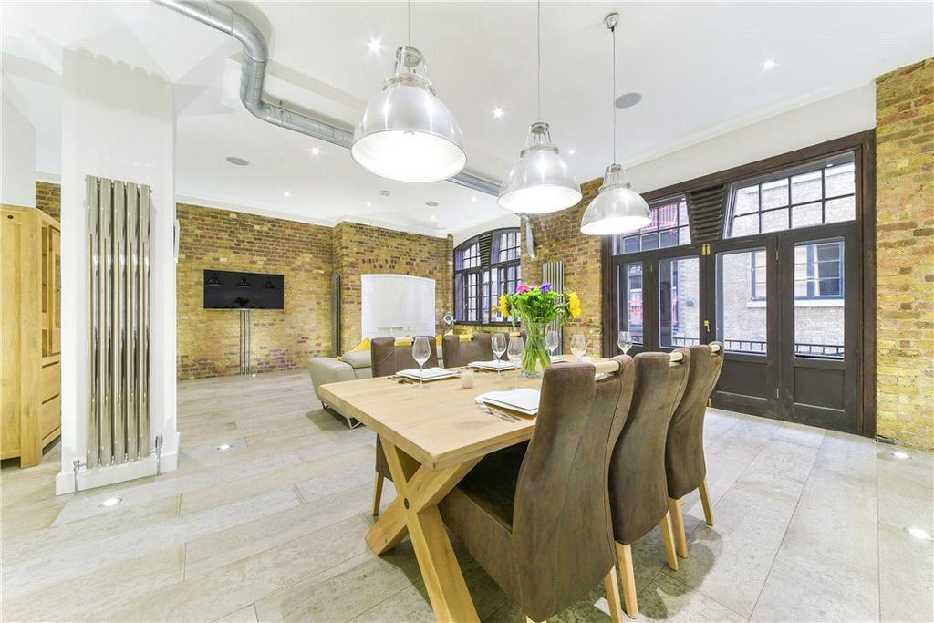 1 Bedroom Flat for sale in Telfords Yard, Wapping, London, E1W