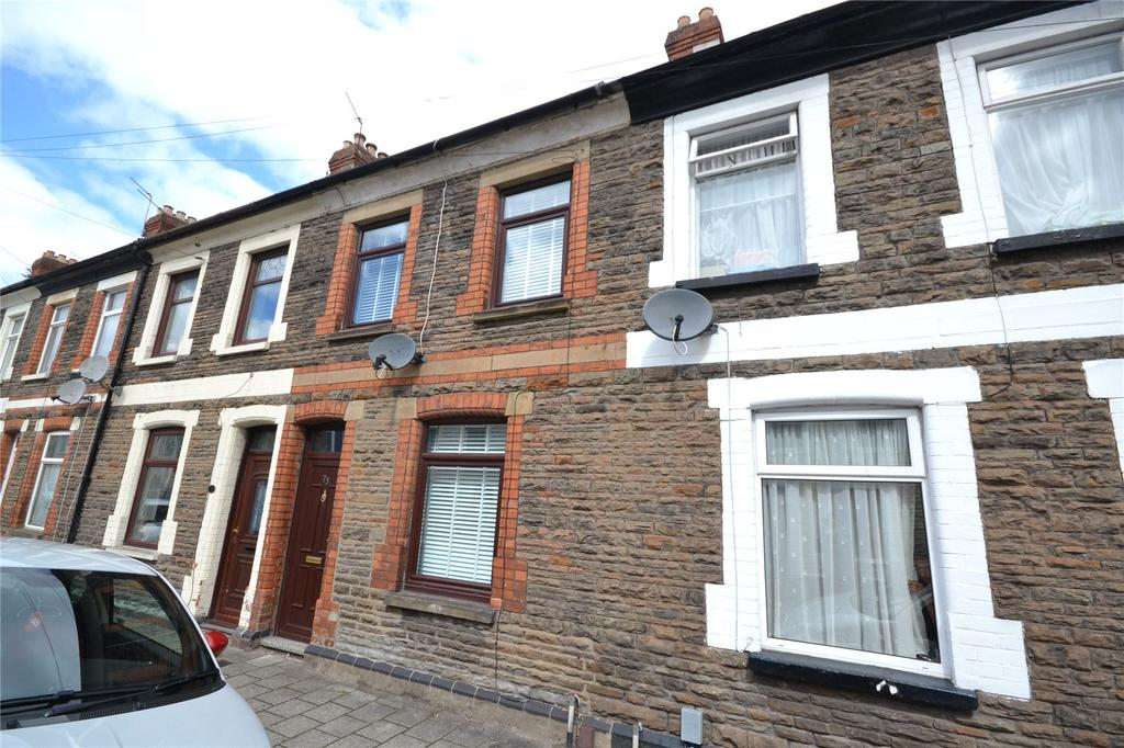 2 Bedrooms Terraced House for sale in Cyfarthfa Street, Roath, Cardiff, CF24