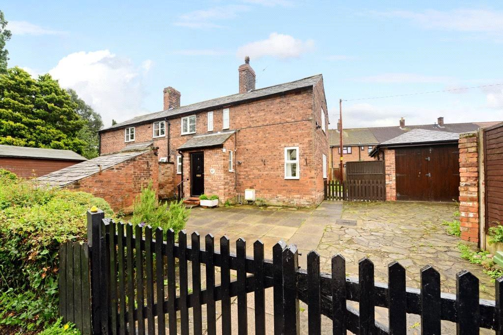 2 Bedrooms Semi Detached House for sale in High Legh, Knutsford, Cheshire