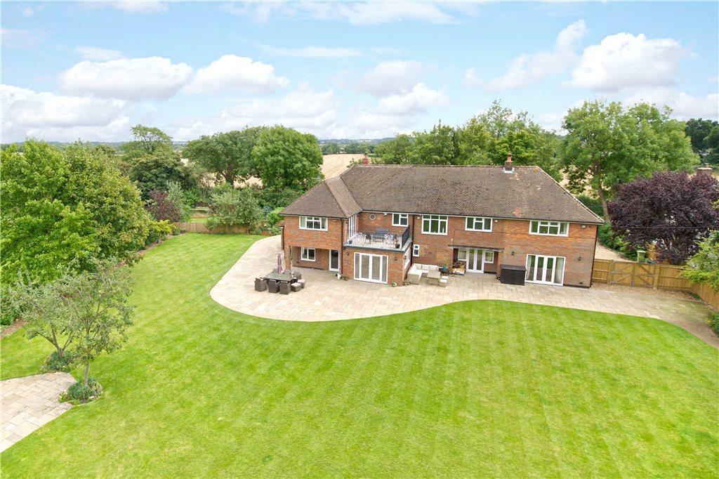 5 Bedrooms Detached House for sale in Cranfield Road, Wavendon, Milton Keynes, Buckinghamshire