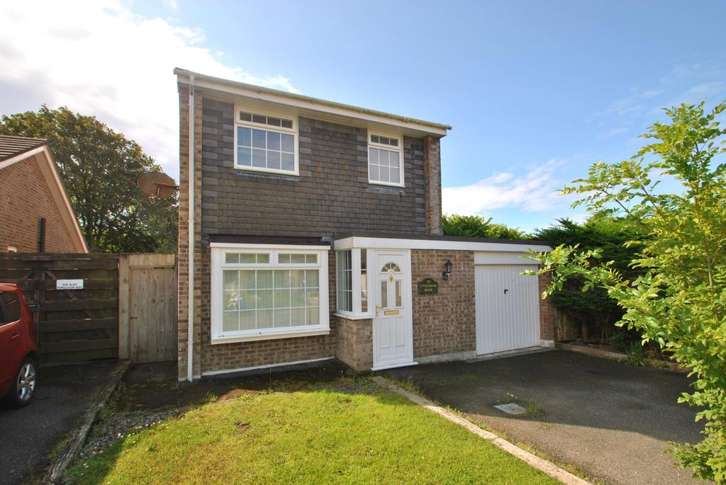 3 Bedrooms Detached House for sale in Vyvyan Drive, Quintrell Downs