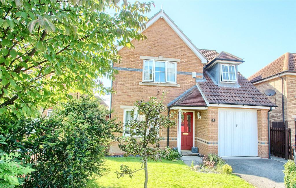 3 Bedrooms Detached House for sale in Stonebridge Crescent, Ingleby Barwick