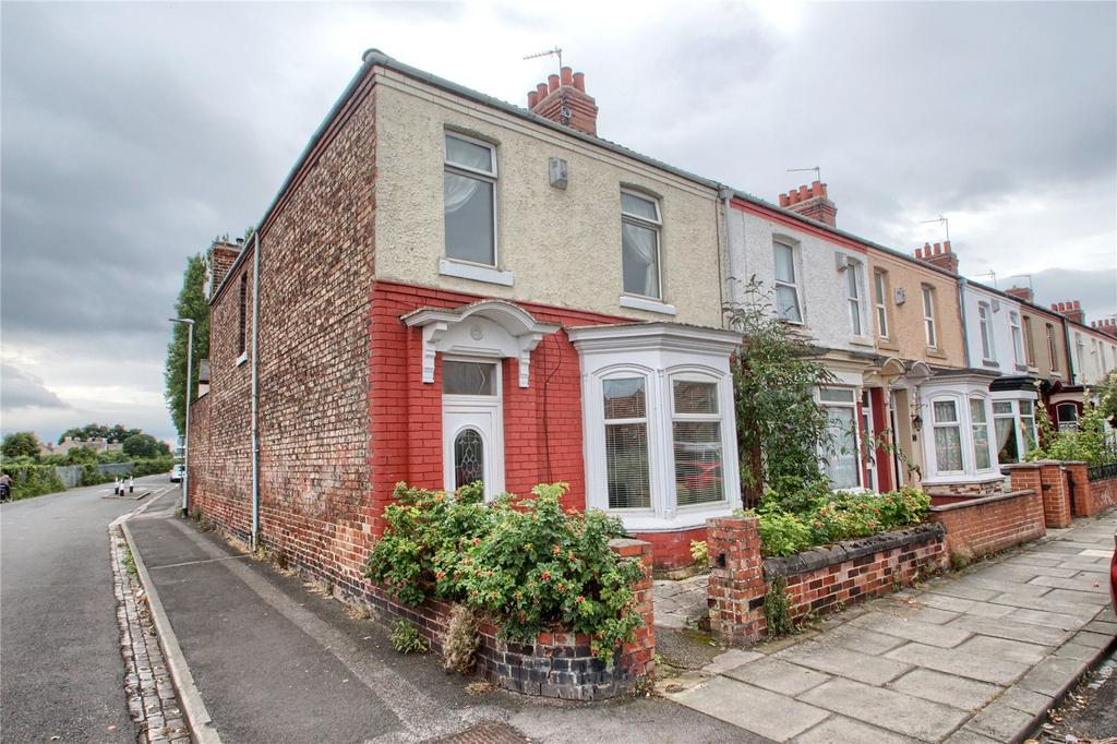 3 Bedrooms End Of Terrace House for sale in Sydenham Road, Oxbridge