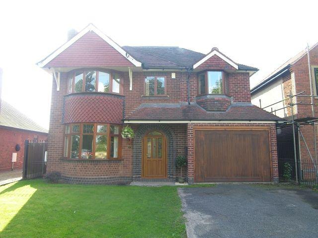 4 Bedrooms Detached House for sale in Commonside,Pelsall,Walsall