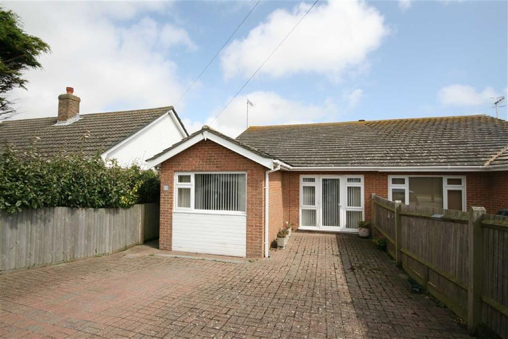 2 Bedrooms Semi Detached Bungalow for sale in Hoddern Avenue, Peacehaven