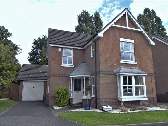 3 Bedrooms Detached House for sale in Danbury Close,Walmley,Sutton Coldfield