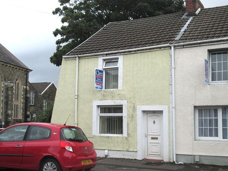 2 Bedrooms End Of Terrace House for sale in Llangyfelach Road, Brynhyfryd, Swansea, City And County of Swansea.