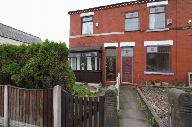 2 Bedrooms End Of Terrace House for sale in Downall Green Road Ashton In Makerfield Wigan
