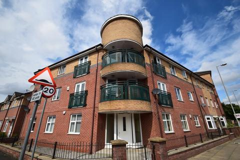 2 bedroom apartment to rent - Chorlton Road, Hulme, Manchester, M15 4AU