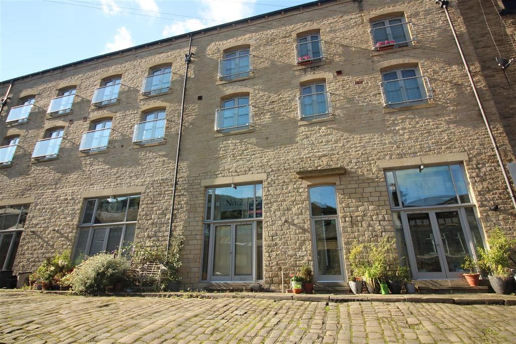1 Bedroom Apartment Flat for sale in The Mill, Brunswick Street, Hebden Bridge