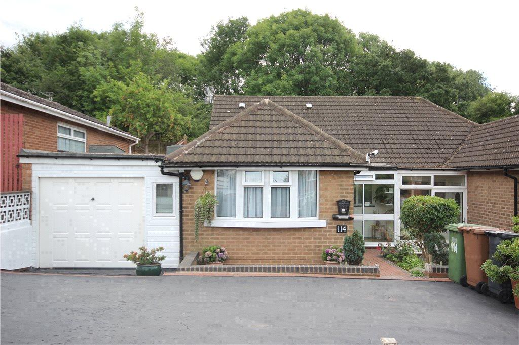 3 Bedrooms Semi Detached Bungalow for sale in Eden Road, Solihull, West Midlands, B92