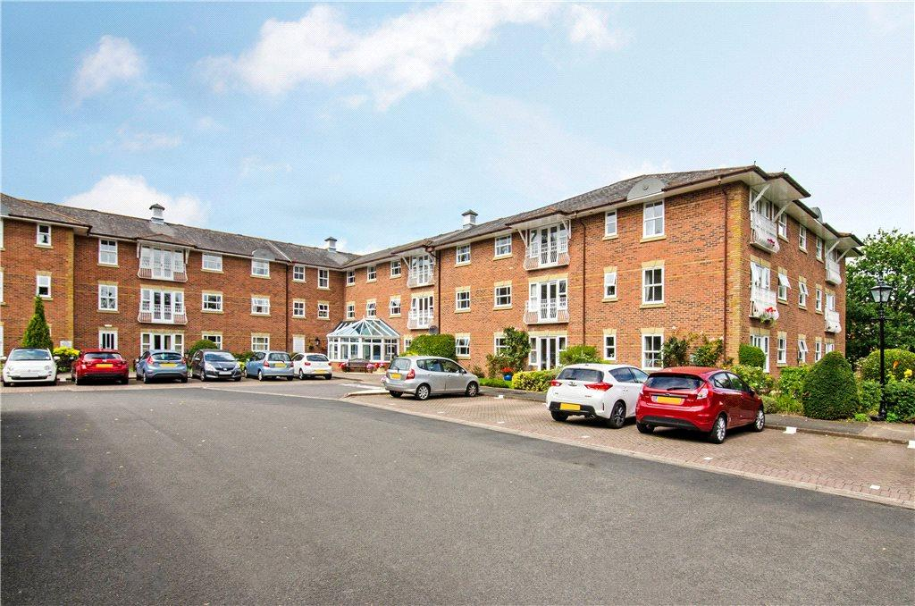 1 Bedroom Apartment Flat for sale in Rowan Court, Worcester Road, Droitwich, Worcestershire, WR9