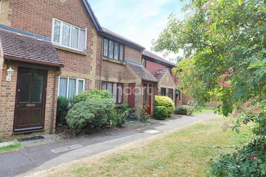 2 Bedrooms Terraced House for sale in Hope Avenue, Bracknell