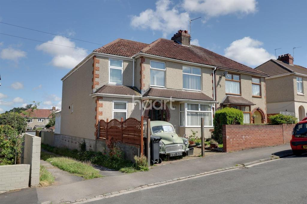 4 Bedrooms End Of Terrace House for sale in Jersey Avenue, BS4