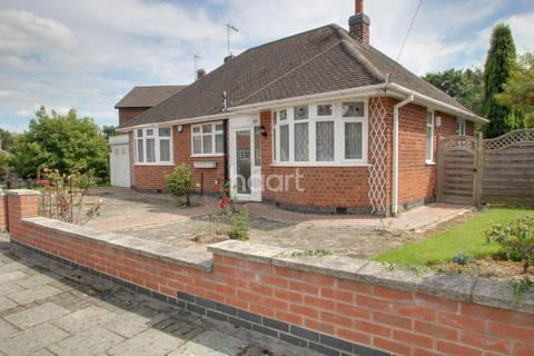 2 bedroom bungalow for sale - Salcombe Drive, Redhill, Nottingham