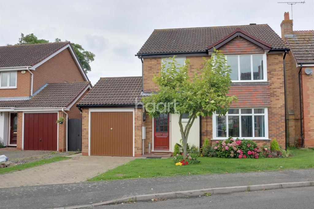 4 Bedrooms Detached House for sale in Sutton Close, Milton