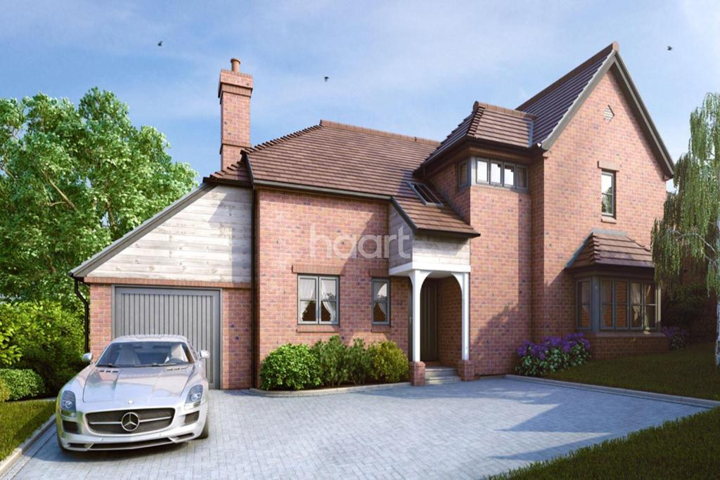 4 Bedrooms Detached House for sale in Inmans Lane, Petersfield, Hampshire