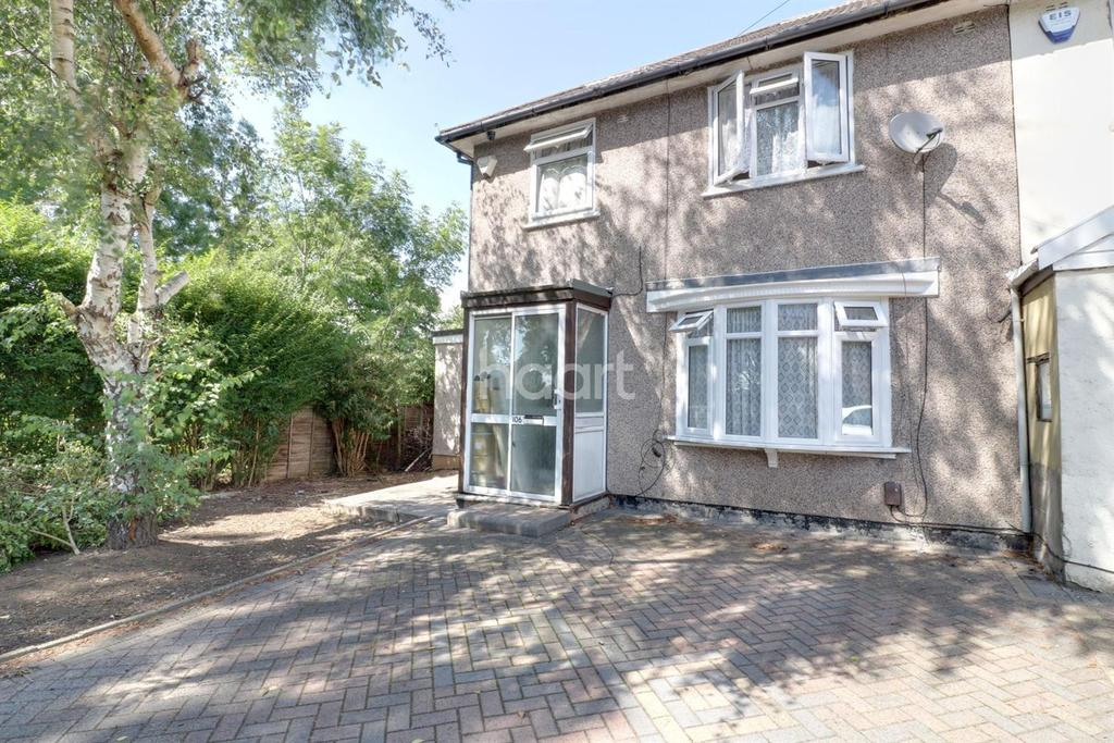 3 Bedrooms End Of Terrace House for sale in Tranmere Avenue