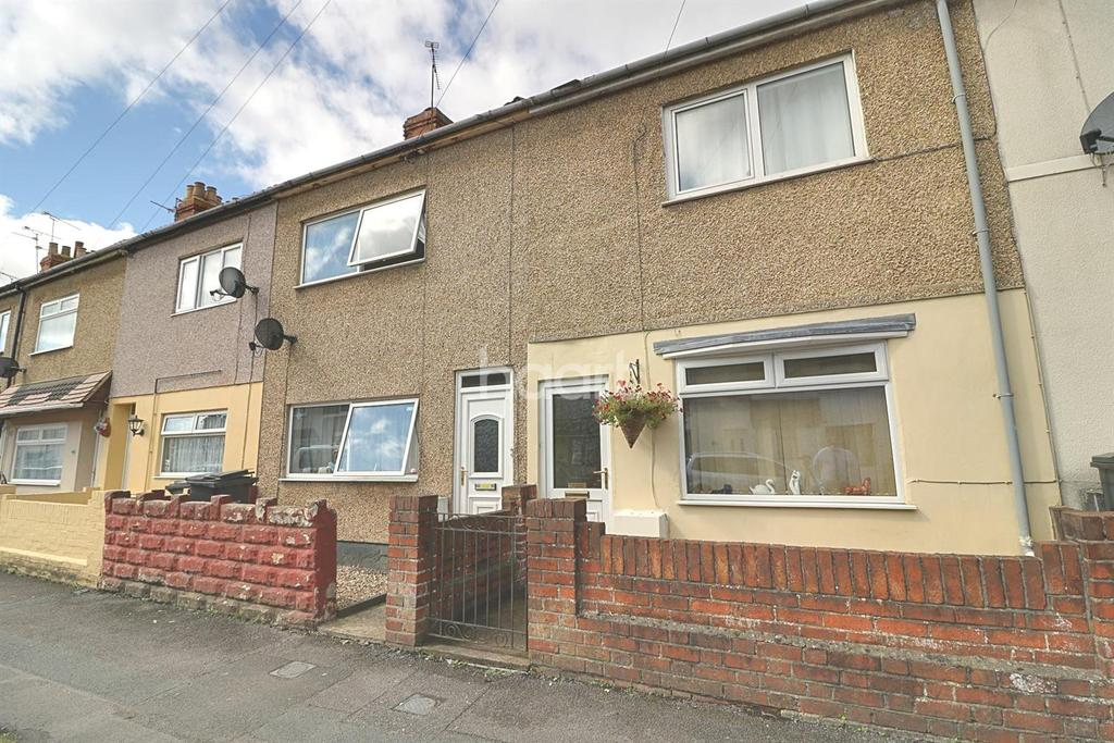 2 Bedrooms Terraced House for sale in Omdurman Street, Swindon, Wiltshire