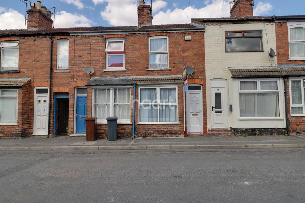 2 Bedrooms Terraced House for sale in Ellison Street, Lincoln