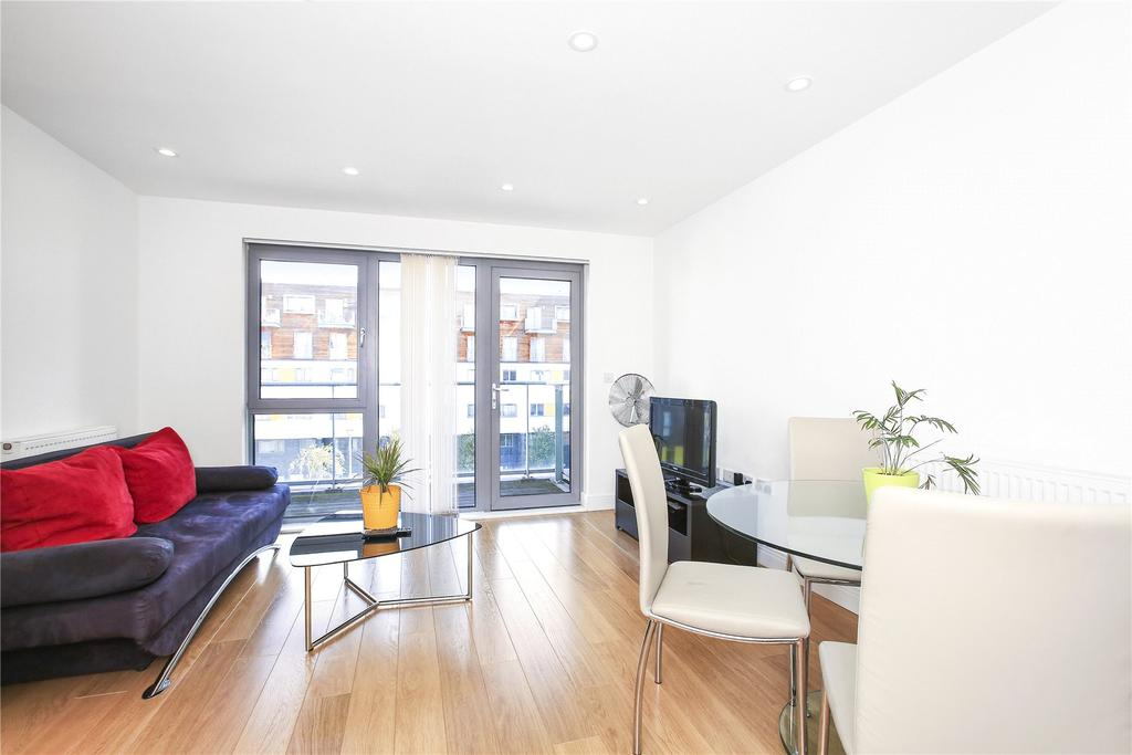 1 Bedroom Flat for sale in Hodgeson House, 26 Christian Street, London, E1