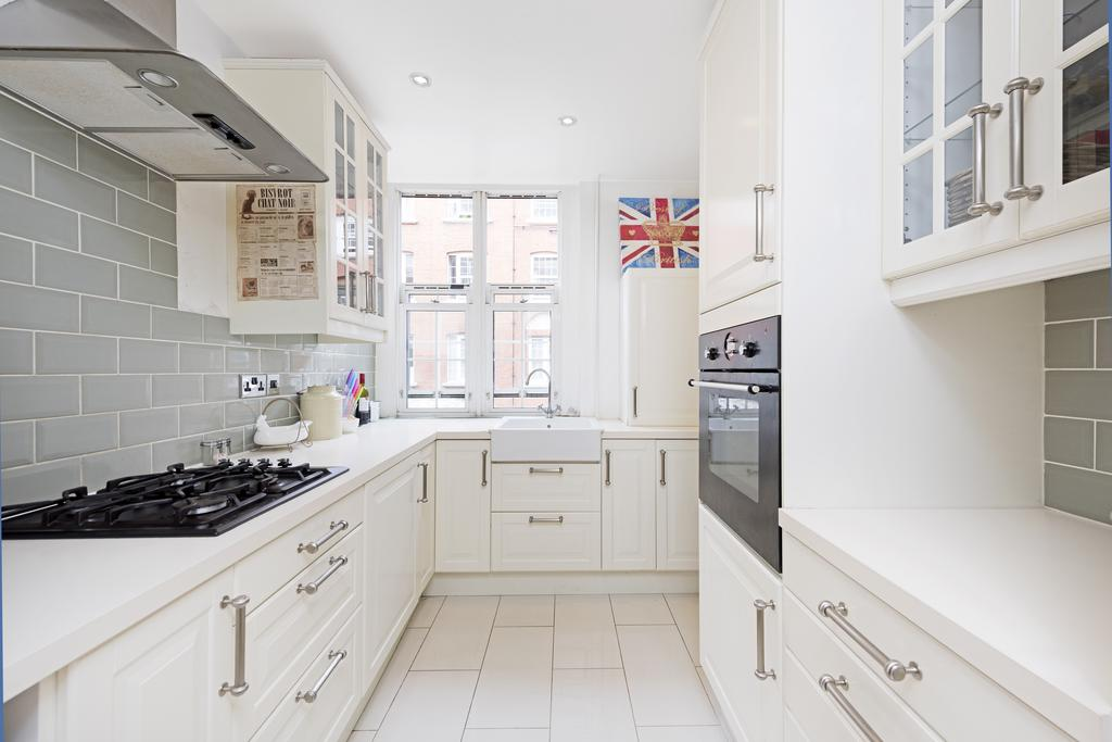 2 Bedrooms Flat for sale in Page Street, SW1P