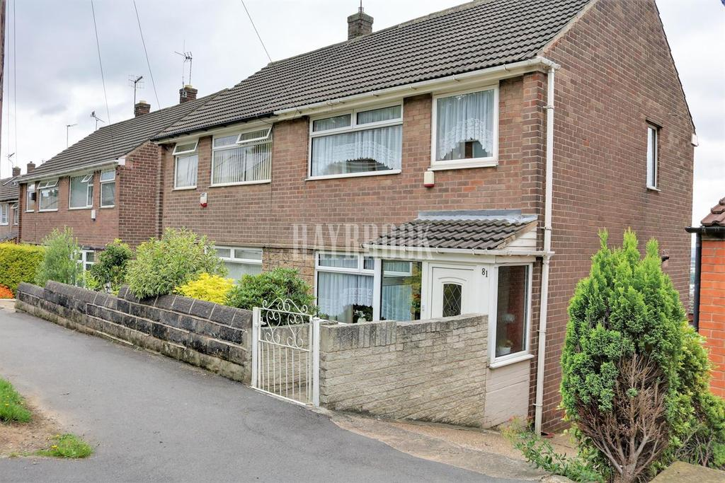 3 Bedrooms Semi Detached House for sale in Fort Hill Road, Wincobank