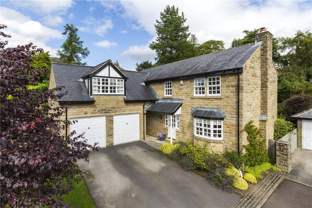 5 Bedrooms Detached House for sale in Gainsborough Court, Skipton, North Yorkshire