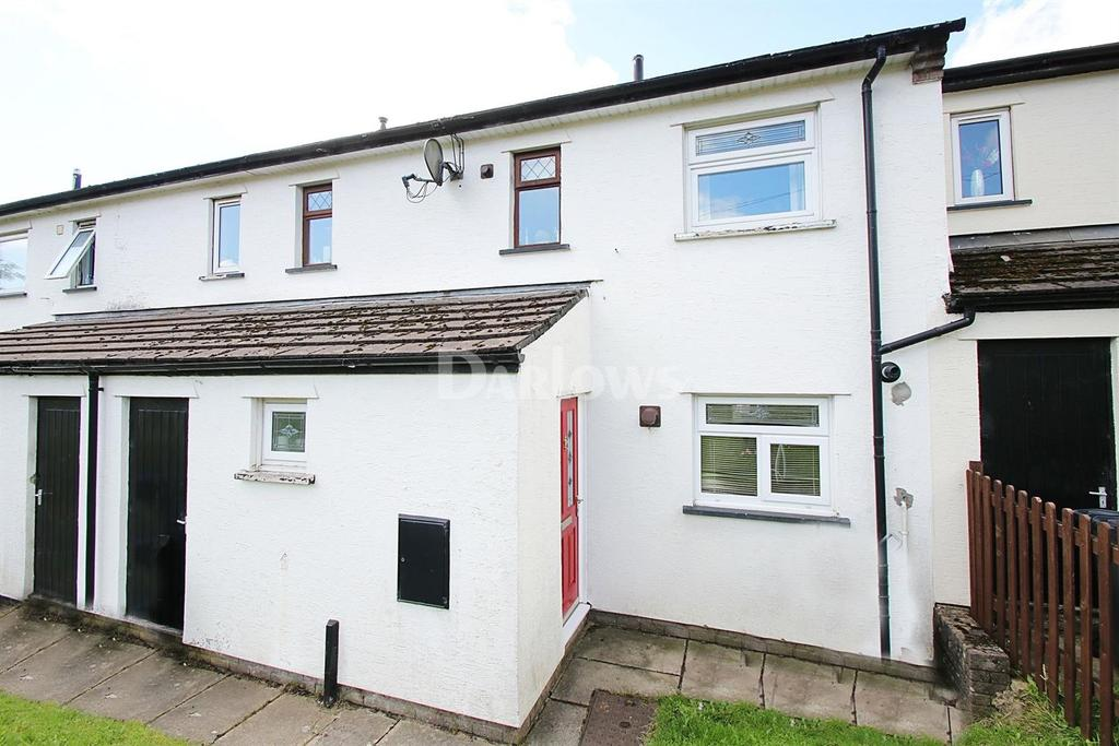 3 Bedrooms Terraced House for sale in Dale View, Nantyglo, Gwent