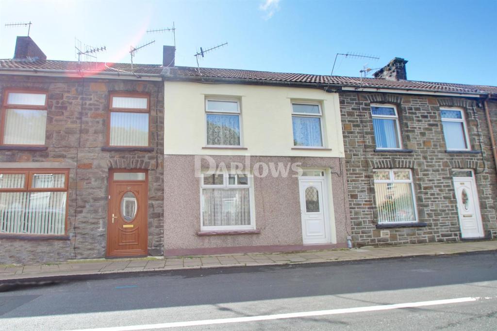 3 Bedrooms Terraced House for sale in Trehafod Road, Pontypridd