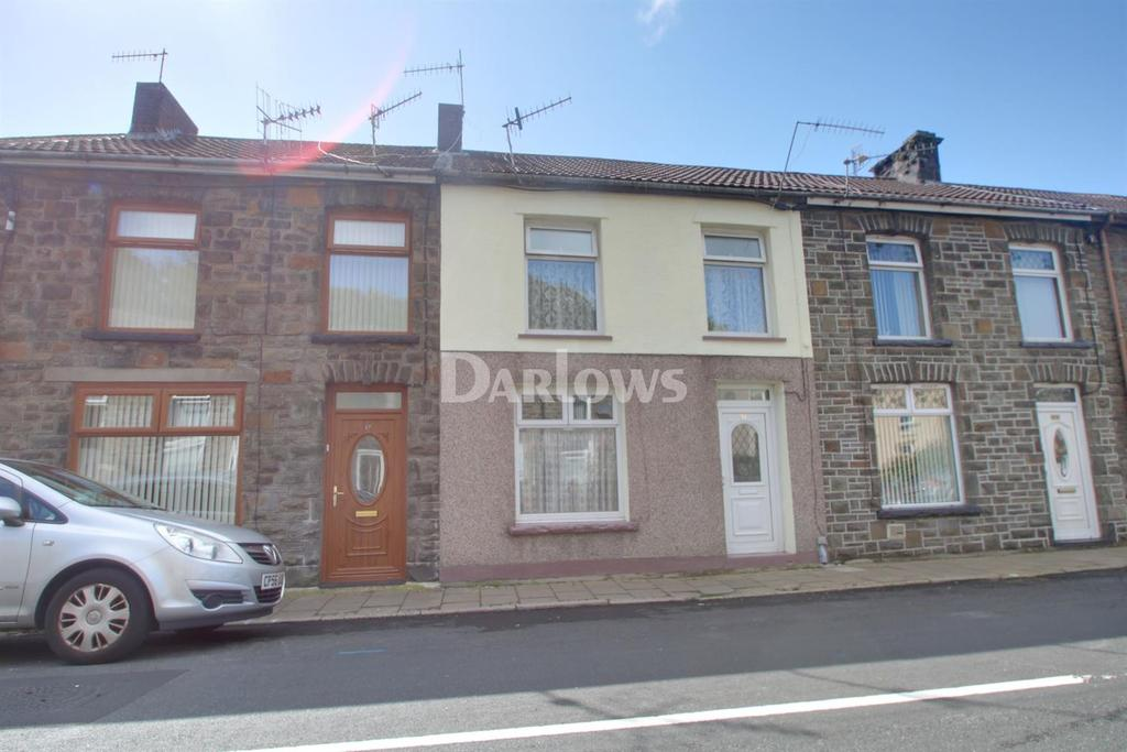 3 Bedrooms Terraced House for sale in Trehafod Road, Pontypridd