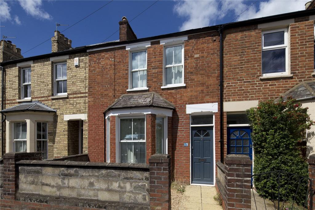 2 Bedrooms Terraced House for sale in Henley Street, Oxford, OX4