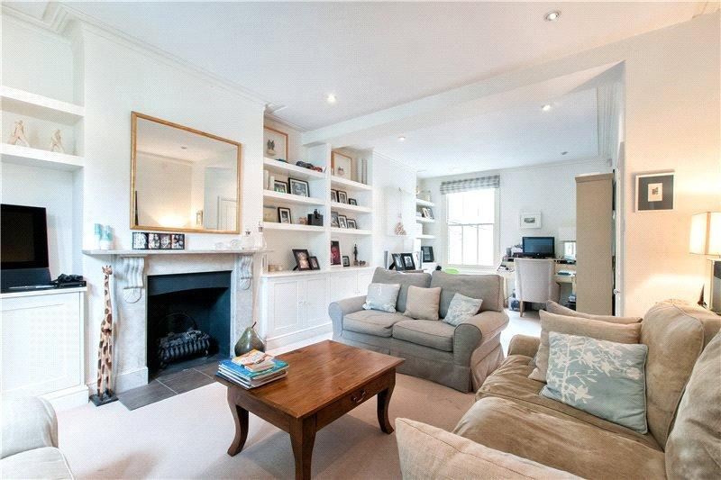 5 Bedrooms Terraced House for sale in Parthenia Road, Parsons Green, Fulham, London, SW6