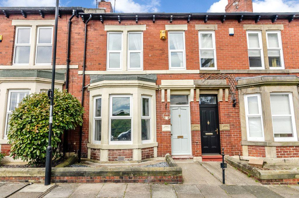3 Bedrooms Terraced House for sale in Lansdowne Gardens, Jesmond, Newcastle Upon Tyne, Tyne And Wear