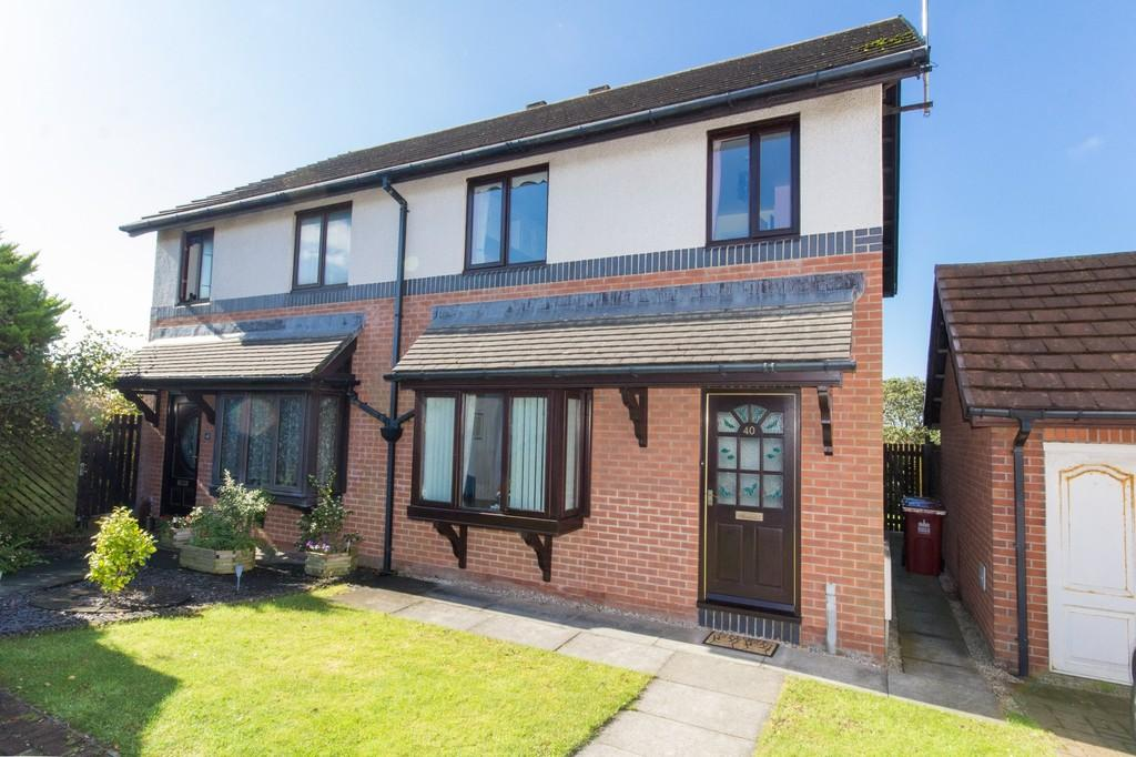 3 Bedrooms Semi Detached House for sale in West Avenue, Barrow-In-Furness