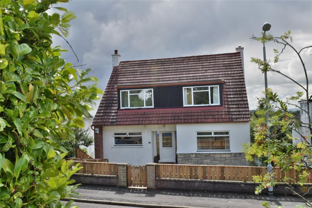 3 Bedrooms Detached House for sale in North Grange Road, Bearsden, Glasgow