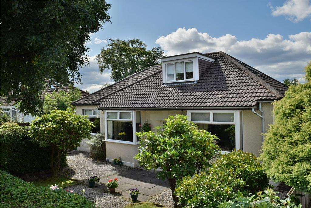 4 Bedrooms Detached House for sale in Hutchison Drive, Bearsden, Glasgow