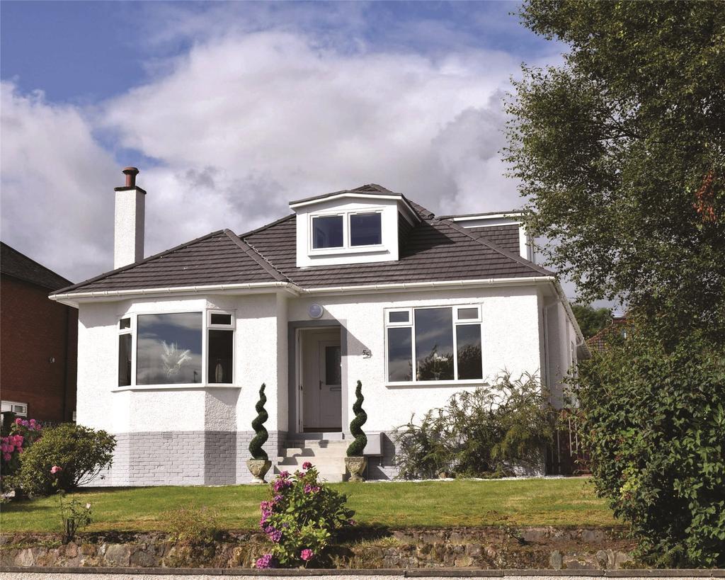 4 Bedrooms Detached House for sale in Dumgoyne Drive, Bearsden, Glasgow