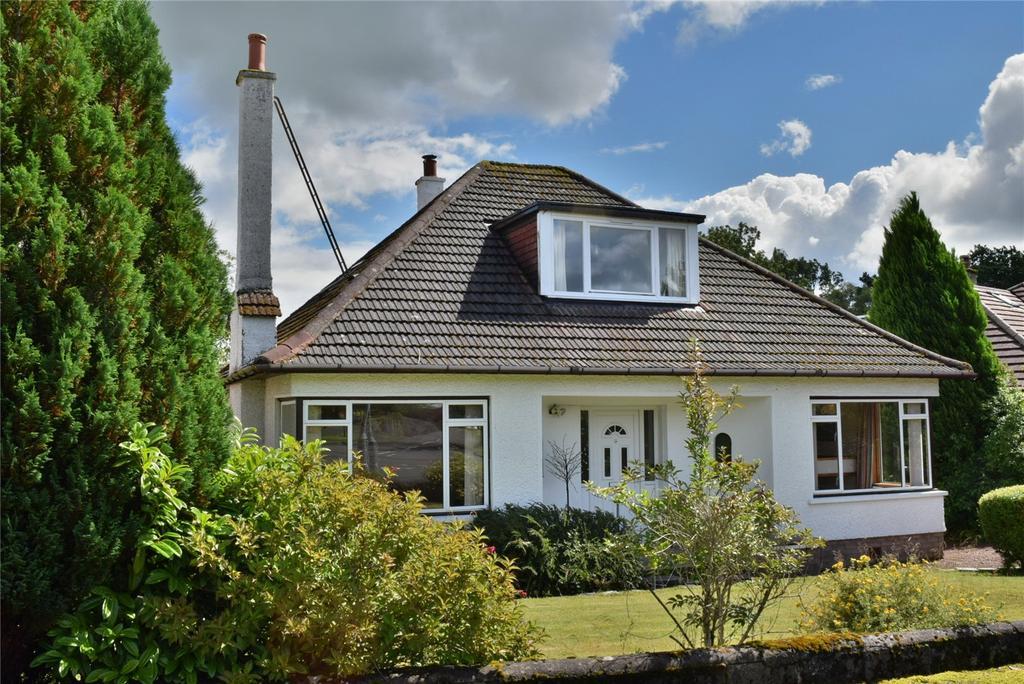 3 Bedrooms Detached House for sale in Balfleurs Street, Milngavie, Glasgow