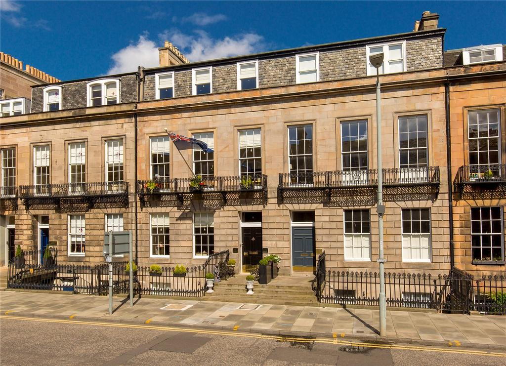 4 Bedrooms Terraced House for sale in Manor Place, Edinburgh