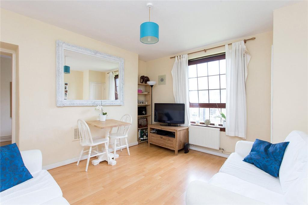 2 Bedrooms Flat for sale in Rhodes House, Provost Estate, London, N1