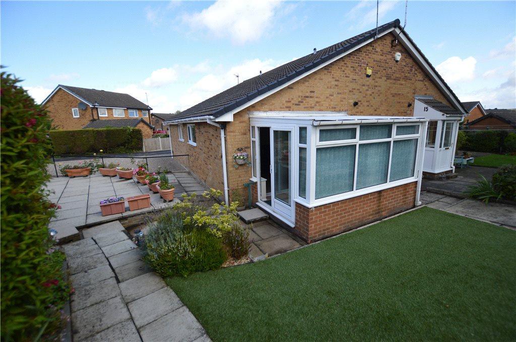 1 Bedroom Terraced Bungalow for sale in Ravensworth Way, Leeds, West Yorkshire