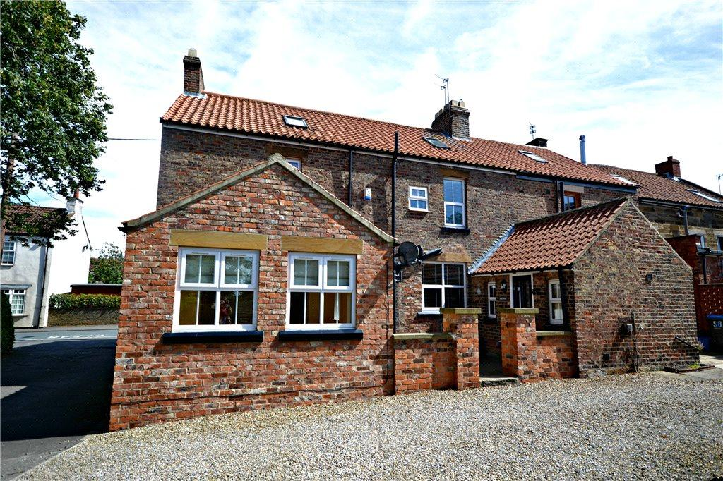 4 Bedrooms End Of Terrace House for sale in High Street, Great Broughton, North Yorkshire