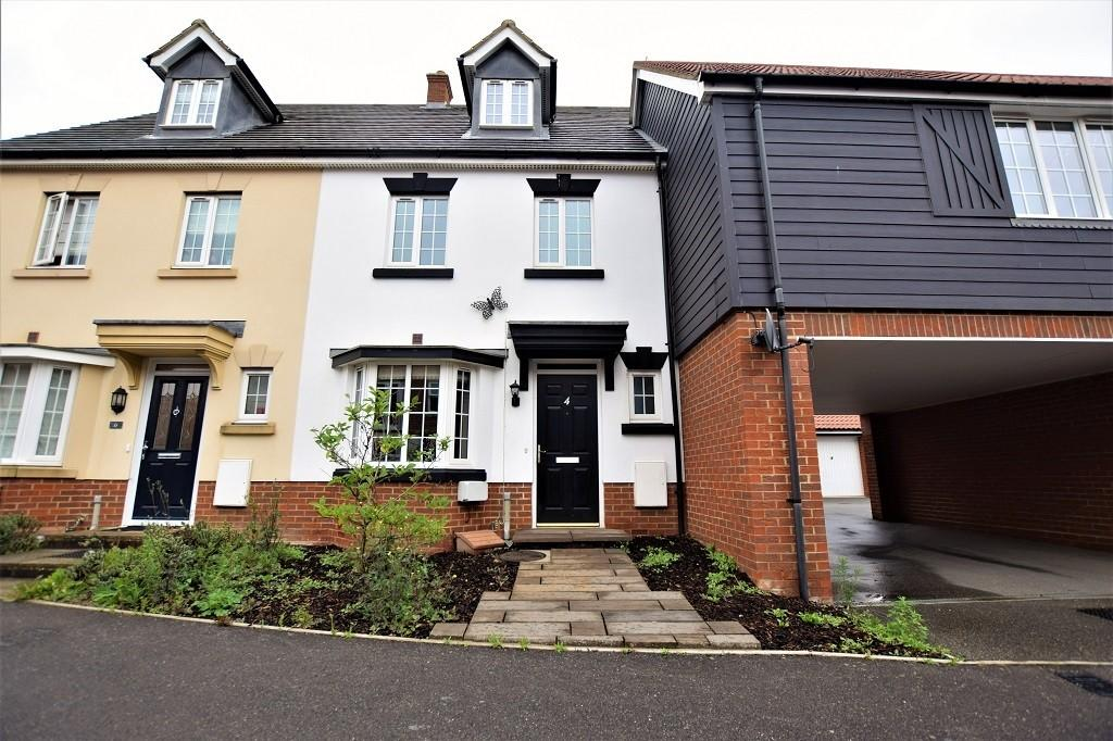 4 Bedrooms Terraced House for sale in Canon Road, Little Dunmow