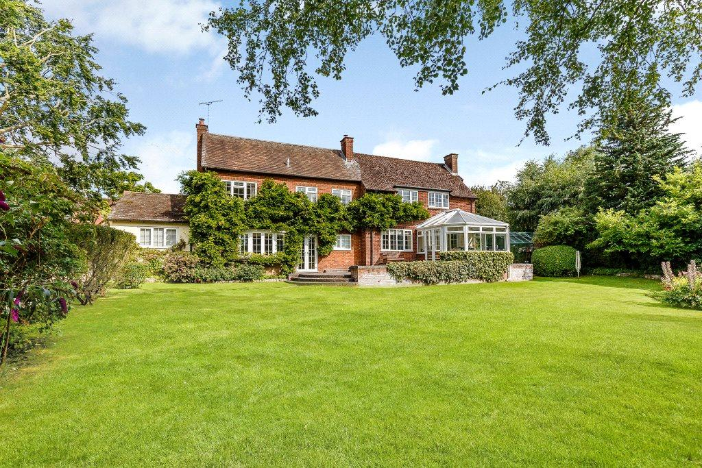 4 Bedrooms Detached House for sale in Brunkards Lane, Pewsey, Wiltshire, SN9