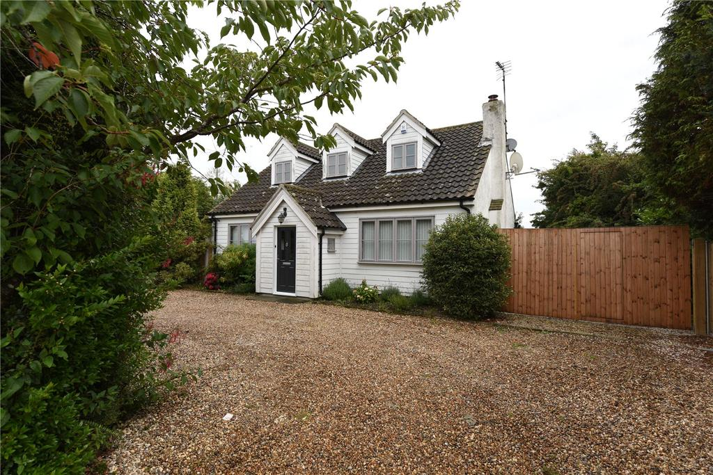 3 Bedrooms House for sale in St. Osyth, Clacton-On-Sea, Essex, CO16