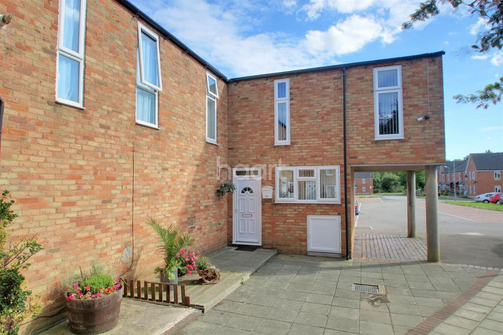 3 Bedrooms End Of Terrace House for sale in Baker Close, Basildon